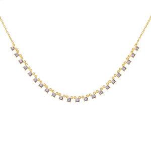 Pozlacený náhrdelník PD Paola Victoria