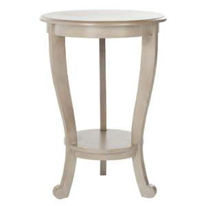 Odkládací stolek Pedestal Vintage Gray