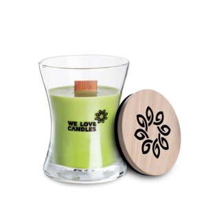 Svíčka ze sójového vosku We Love Candles Green Tea, doba hoření 21 hodin