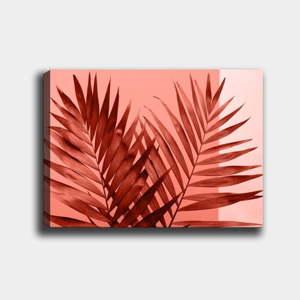 Nástěnný obraz na plátně Tablo Center Red Leaves, 40 x 60 cm