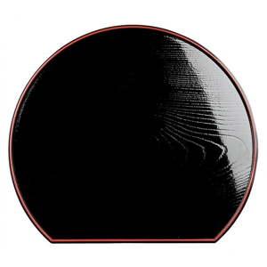 Černý podnos Tokyo Design Studio Half Moon