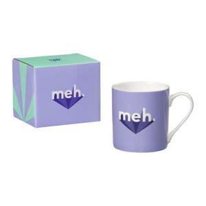 Hrnek z kostního porcelánu Yes studio Meh, 380ml