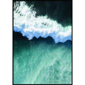 Nástěnný obraz BILLOW, 40x50cm