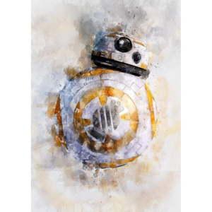 Plakát Blue-Shaker Star Wars 39, 30 x 40 cm