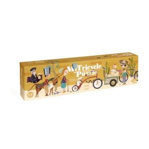 Puzzle všechno co má kola jede Londji, 54 dílků