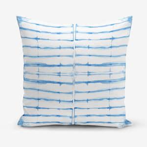 Povlak na polštář s příměsí bavlny Minimalist Cushion Covers Linears, 45 x 45 cm