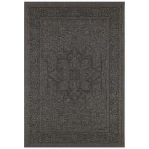 Černo-béžový venkovní koberec Bougari Anjara, 200 x 290 cm